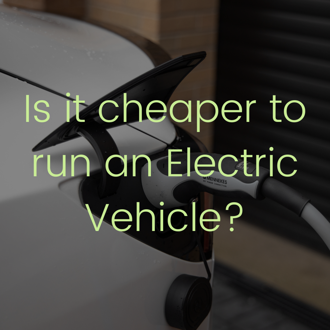 Electric Car Charging Points Cost