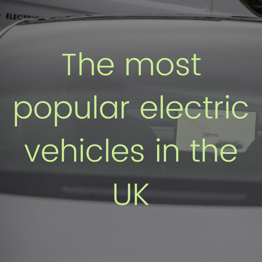 electric vehicles in the uk